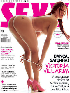 Sexy Brasil – Octubre 2010 PDF Digital + Video