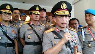 Tito Minta Anggota yang Maju Pilkada Mundur dari Kepolisian
