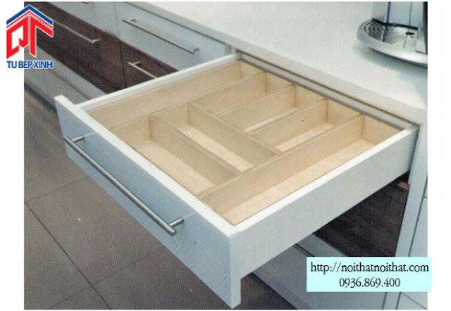 Khay chia gỗ cho ngăn kéo - MSP: WT 600 - P
