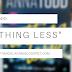 "#21 Przedpremierowo - ""Nothing less"" Anny Todd."