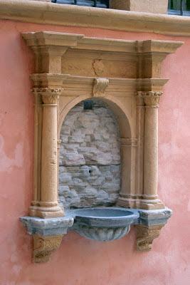 Fontaine Gadagne - visite guidée de Lyon - Nicolas Bruno Jacquet