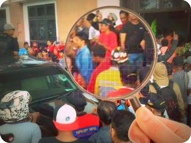 Polisi Akan Proses Aktor Penggerak Kericuhan di Sidang Sudiro