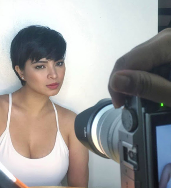 Angel Locsin Proves to Be a True Queen After Dropping Jaws with Her New Pixie Cut!
