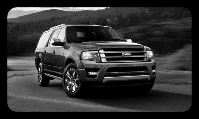 2016 Ford Expedition Redesign Concept