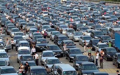 5 Rekor Kemacetan Terpanjang Didunia