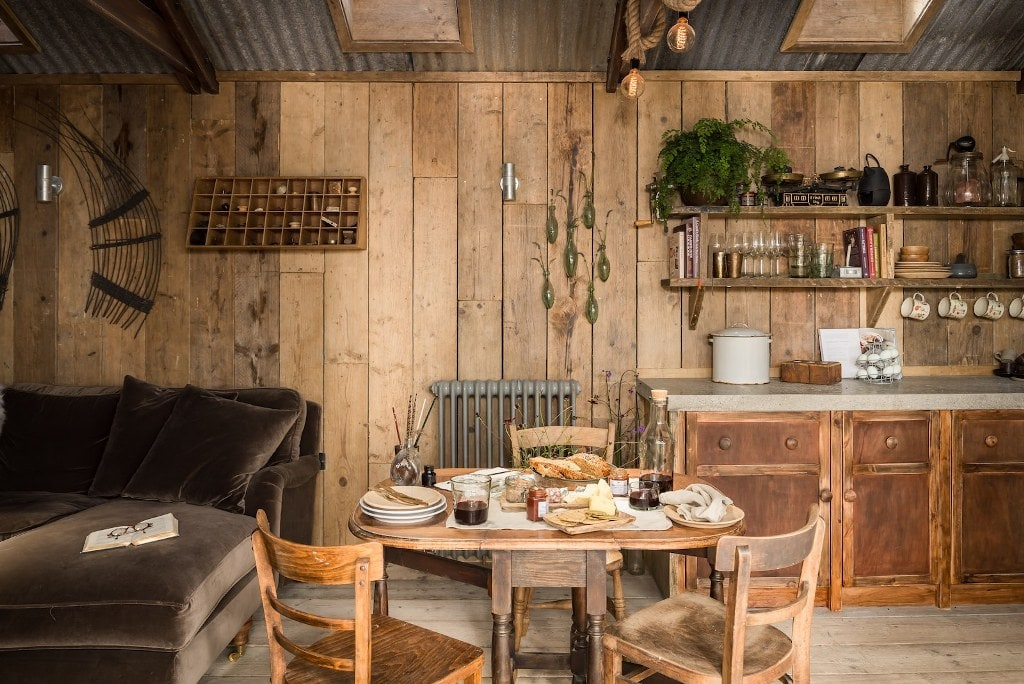Photos of small cabin interiors joy studio design - Cocinas con encanto ...
