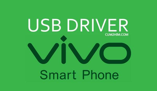 Download Driver USB Untuk Vivo All Version
