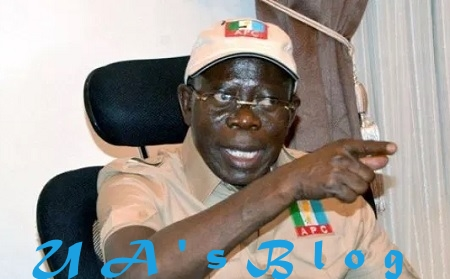 Oshiomhole: INEC worked against APC in the elections