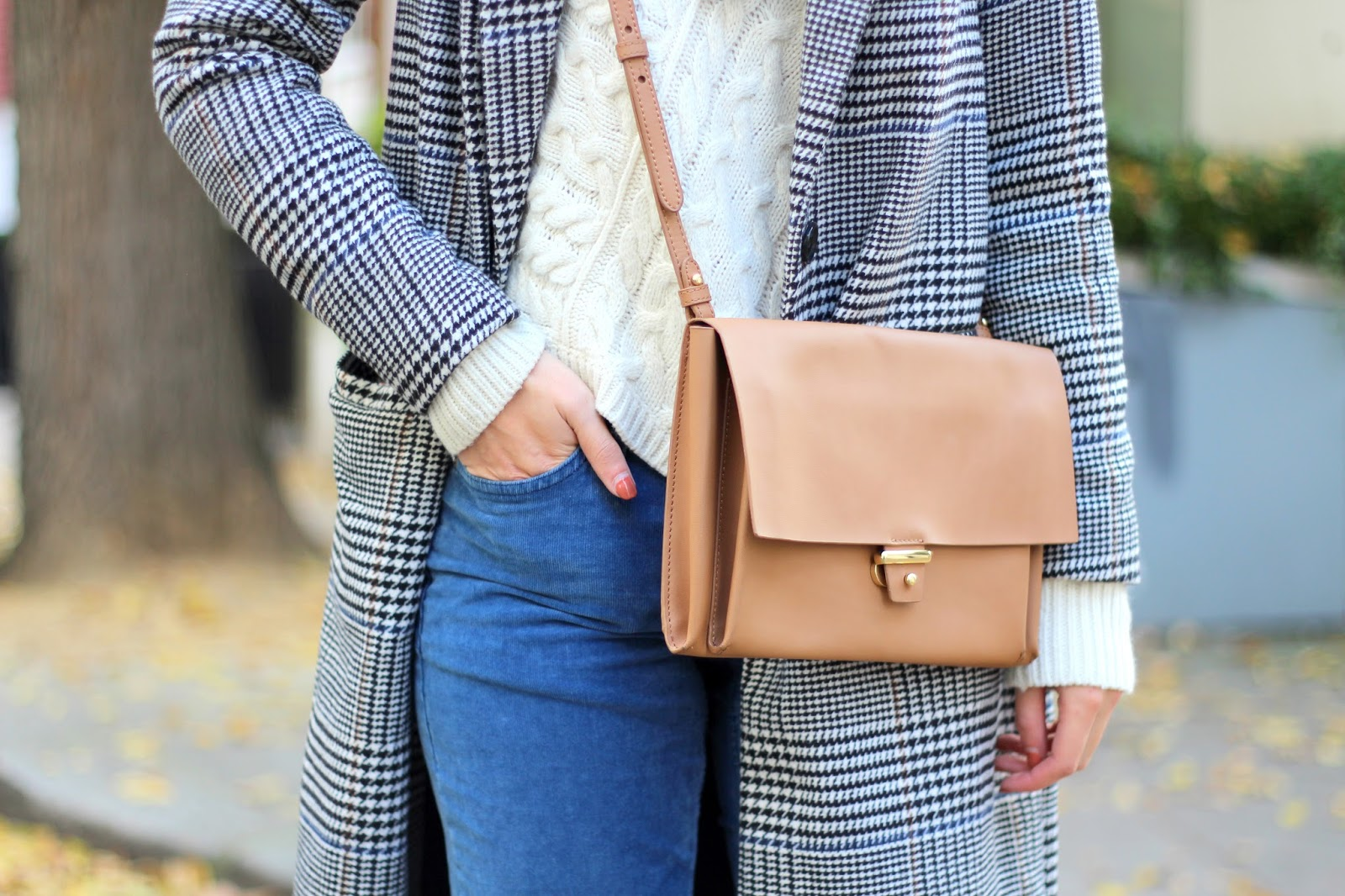 tan crossbody bag peexo