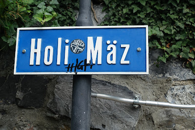 Holi Mäz in Thun