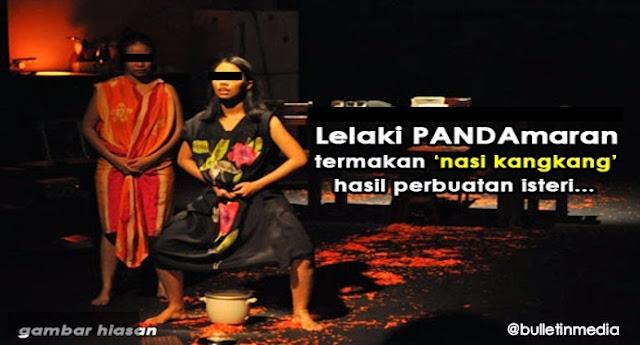 Kisah Benar, Luahan Hati Suami Termakan Nasi Kangkang Isteri..