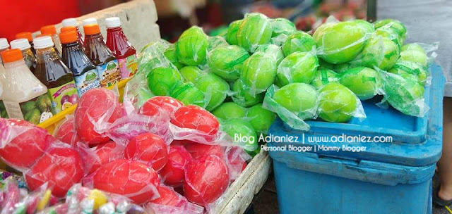 Holiday Cameron Highlands | Pasar Malam Di Jalan Golden Hills, Sg Ruil