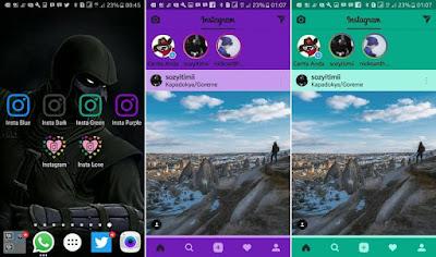 Instagram Mod Clone Terbaru