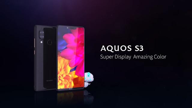 Sharp Aquos S3 Hadir dengan RAM 6 GB dan Snapdragon 660