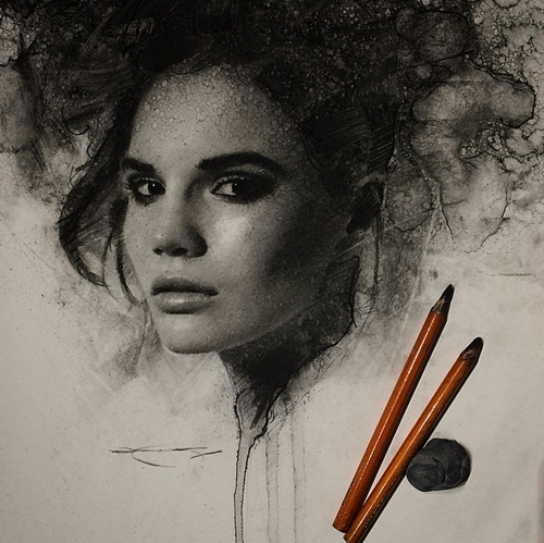 02-Casey-Baugh-Portrait-Drawings-of-Charcoal-Studies-www-designstack-co