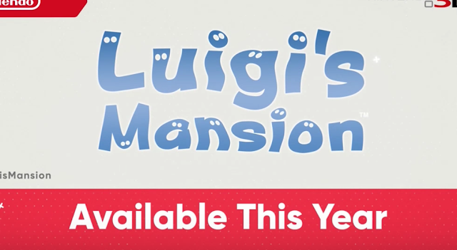Luigi's Mansion de GameCube llega a Nintendo 3DS