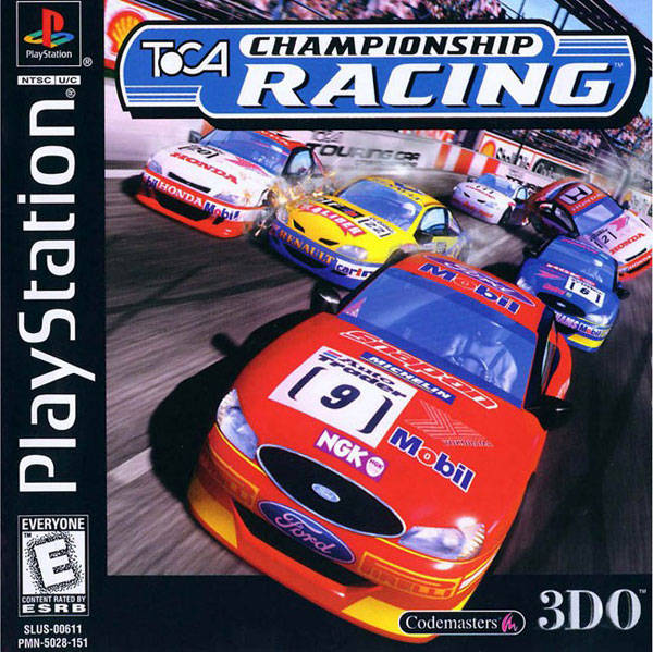 Toca Championship Racing  - PS1 - ISOs Download