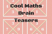 Cool Maths Brain Teasers with answers
