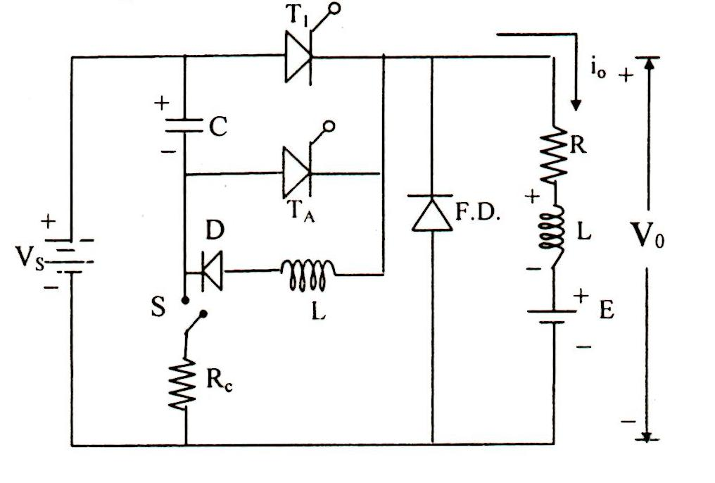 Engineering Notes: Voltage commutated chopper
