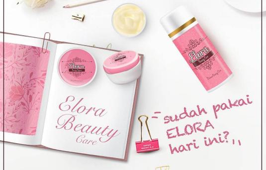 Elora Beauty Organic - Perawatan Wajah BPOM terbaik