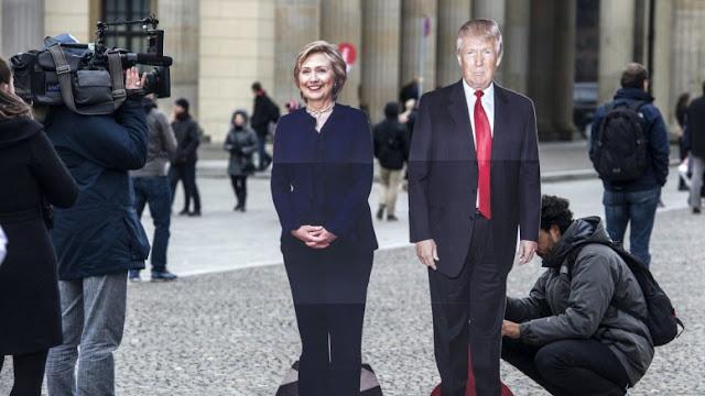 Κλίντον ή Τράμπ; Καμία διαφορά για τα ελληνικά συμφέροντα, εκτός αν έχουμε προτάσεις!
