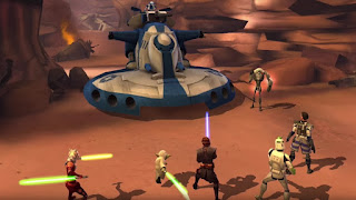 Download Game Star Wars : Galaxy of Heroes V0.8.208604 Apk Mod High Damage For Android 4