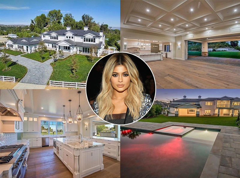 19-year-old Kylie Jenner buys N5.7bn mansion in Los Angeles