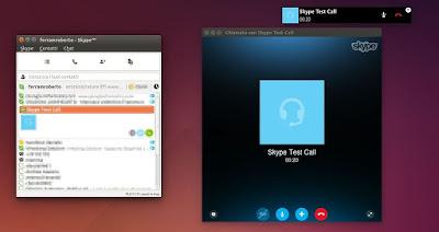 skype in ubuntu