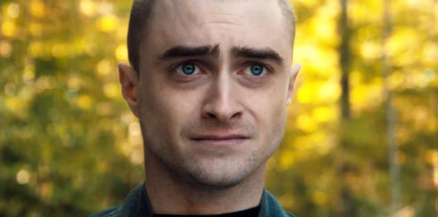 "Daniel Radcliffe se infiltra num grupo neonazista no trailer de ""Imperium"""