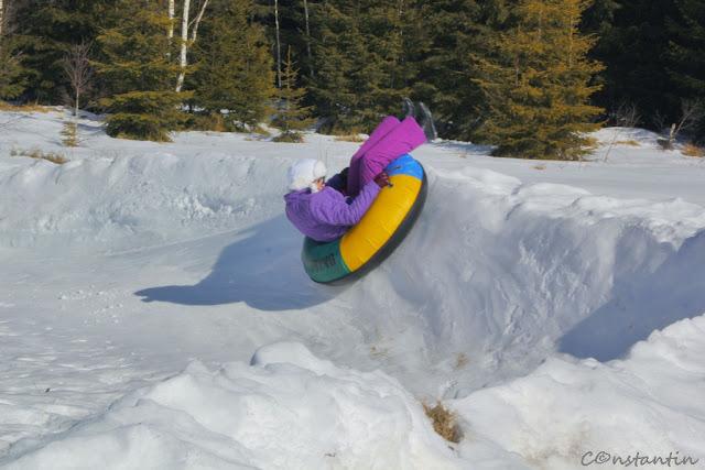 Snowtubbing la Harghita Bãi- blog FOTO-IDEEA