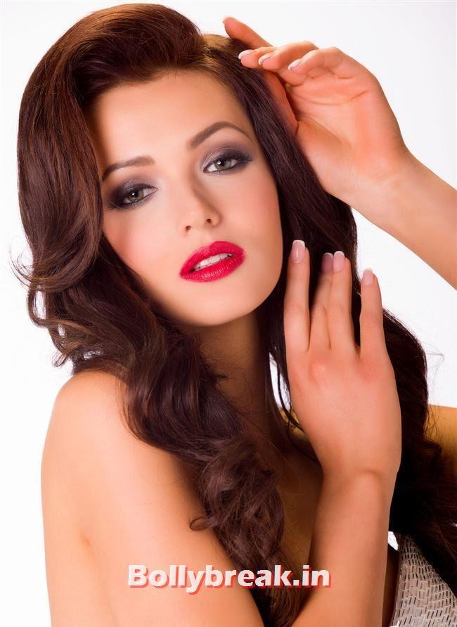 Miss Ukraine, Miss Universe 2013 Contestant Pics