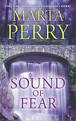Book Review: Sound of Fear, by Marta Perry, 4 stars