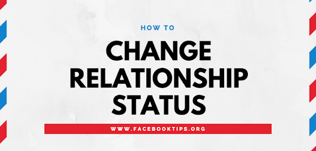 when is a good time to change your relationship status