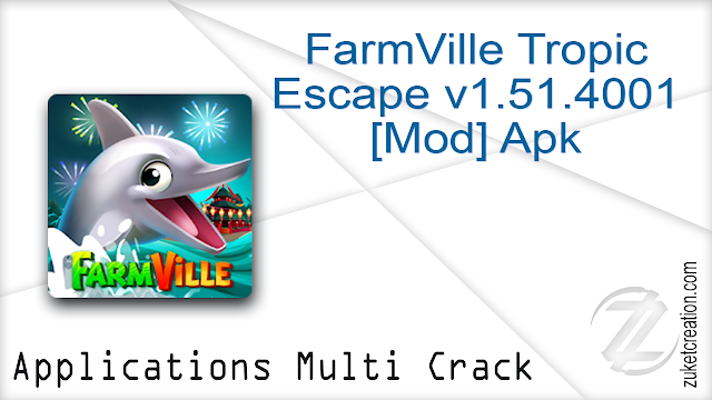 FarmVille Tropic Escape v1.51.4001 [Mod] Apk
