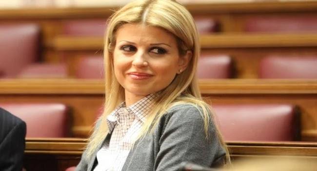 Έλενα Ράπτη-ΝΔ: «Η κυβέρνηση υποχώρησε ως προς το περιεχόμενο των βιβλίων ιστορίας για την Μακεδονία»
