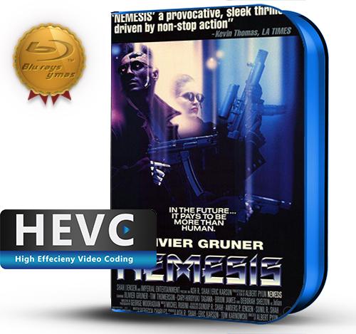 Nemesis  (1992) 1080P HEVC-8Bits BDRip Ingles(Subt.Esp)(Ciencia Ficción)