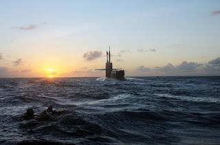 Kapal Selam Nuklir USS Michigan (SSBN-727)