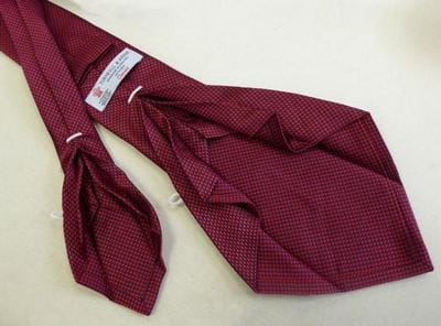 7-fold tie