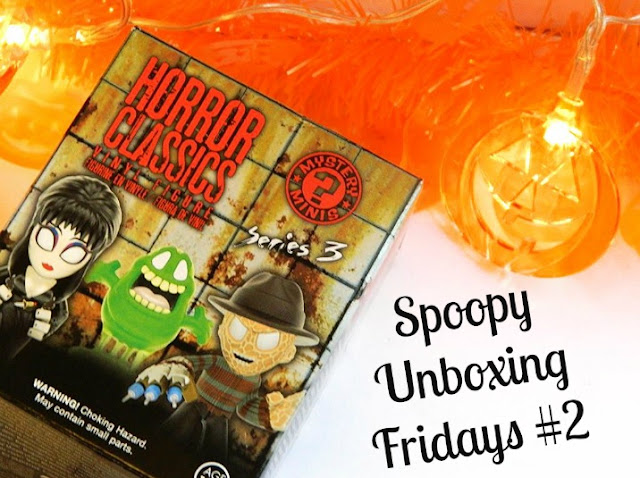 Spoopy Unboxing Fridays
