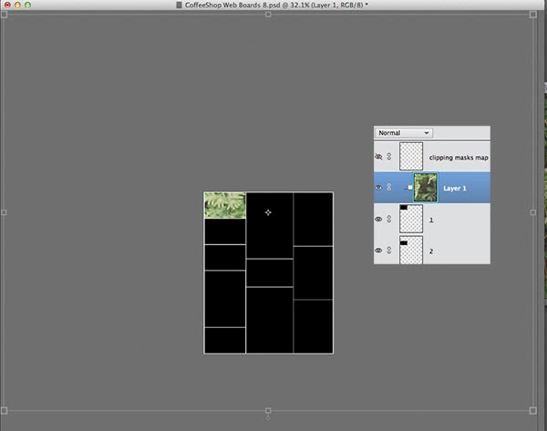The CoffeeShop Blog: Clipping Mask Tutorial