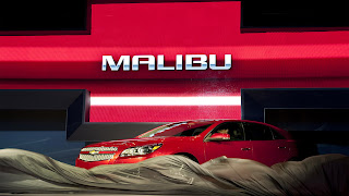 Dream Fantasy Cars-Chevrolet Malibu 2013