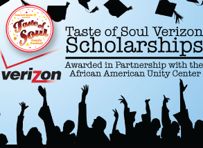 Taste of Soul Verizon Scholarships