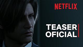 Resident Evil: No Escuro Absoluto – A Caminho da Lua | Jantar em família | Netflix