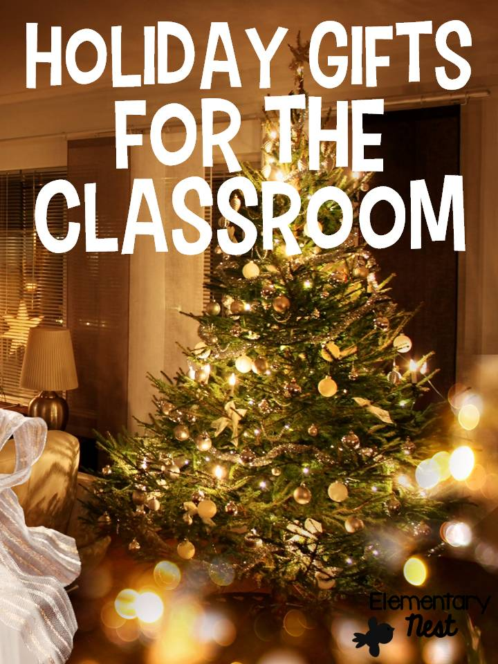 Christmas Gifts For Parents From Students.Holiday Gifts For Students And Parents Elementary Nest
