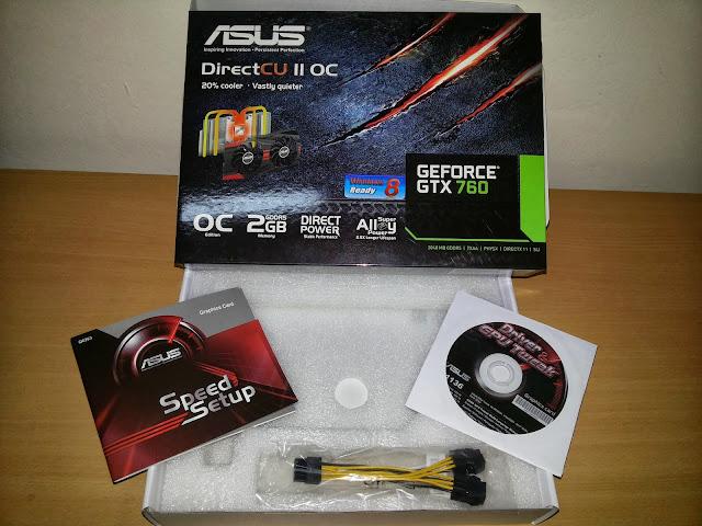 Asus GTX 760 DirectCU II OC Review 2