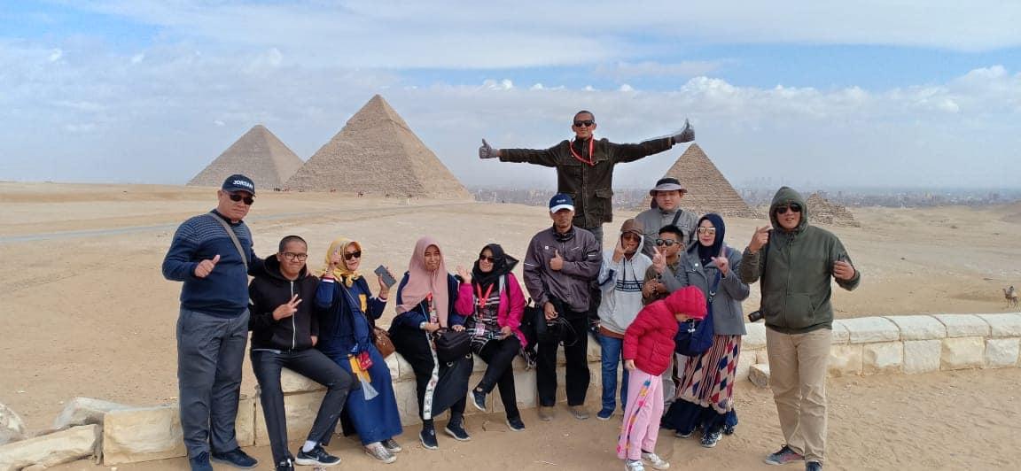 Program umroh plus Cairo Permata Azzumar