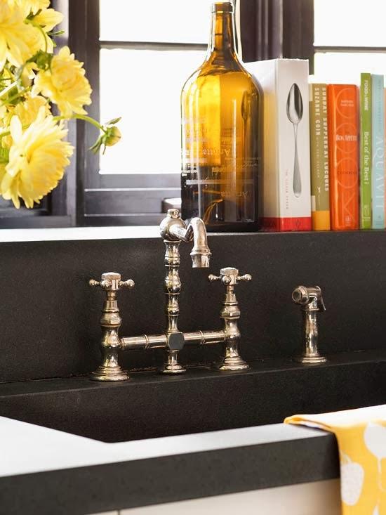 sink material countertops presents sleek smart storage solutions small kitchen design