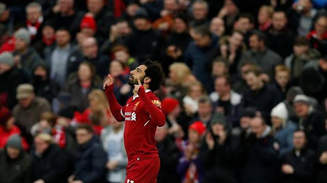 Dengan 21 Gol dari 25 Laga, Salah Ukir Rekor Baru di Liverpool