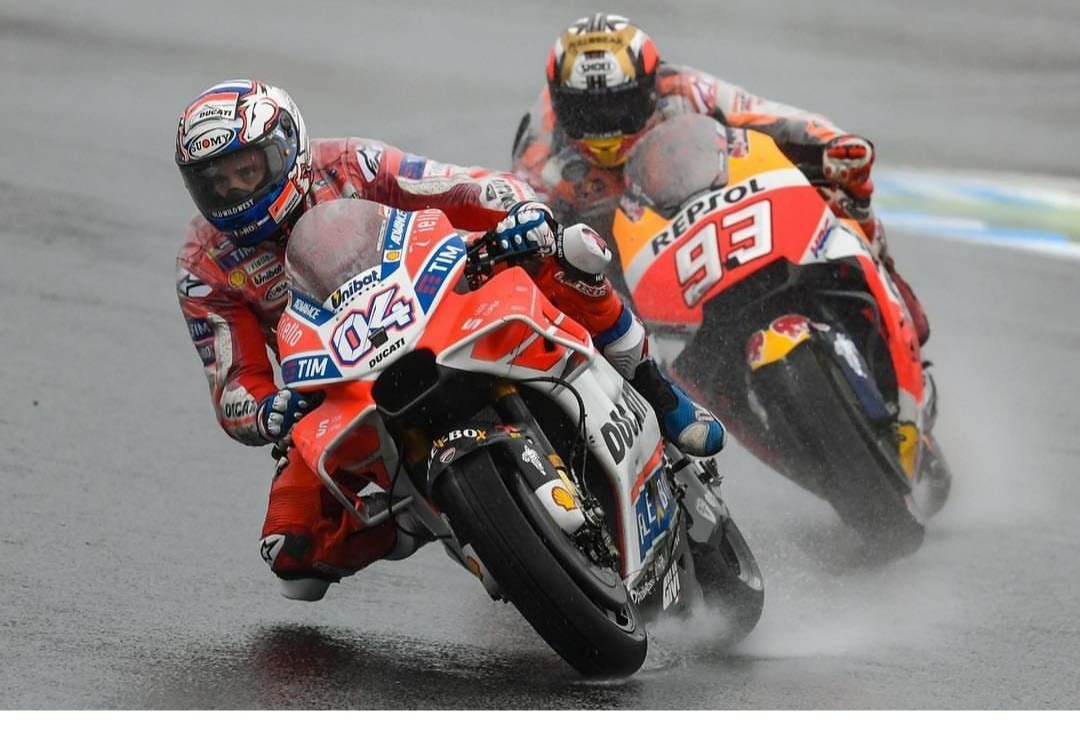 Dovizio Optimis Tunda Marquez Juara di Motegi