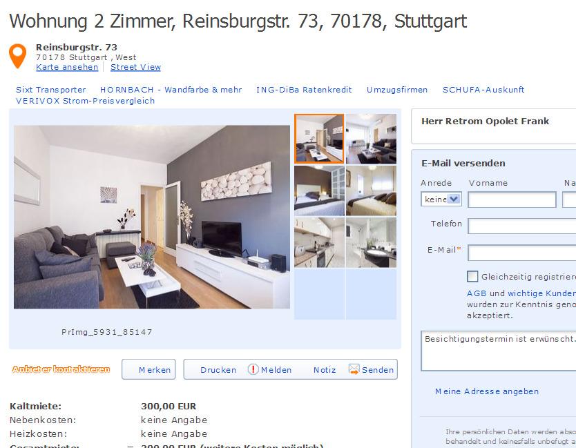 Wohnung Mieten Munchen Neuhausen